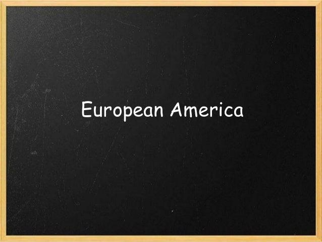 European America