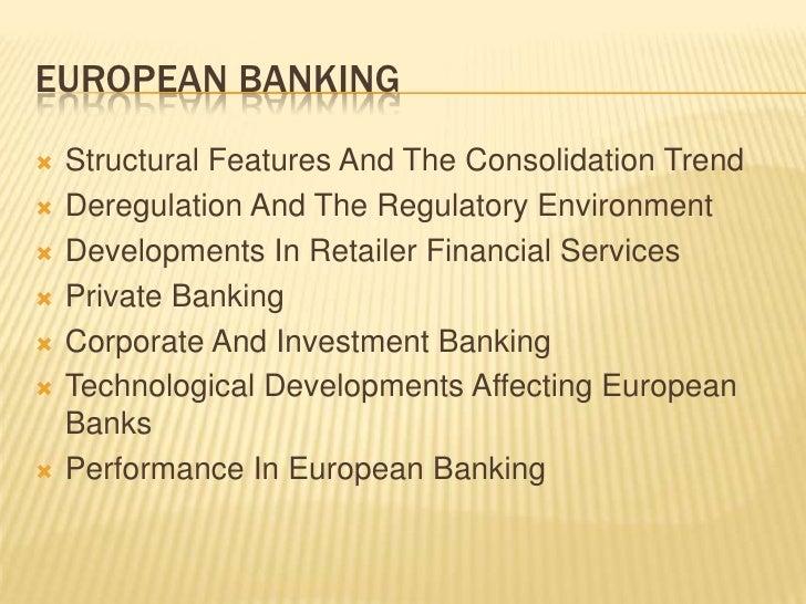 European banking presentation 20.04.2012