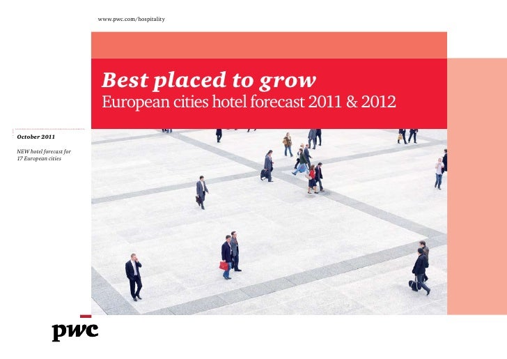 European cities hotel forecast 2011 & 2012