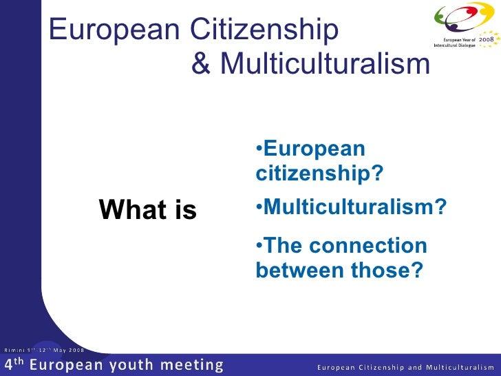 European citizenship  (Student work)