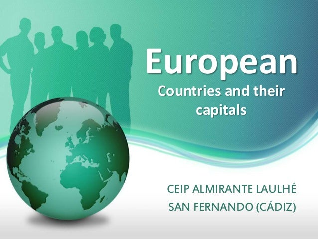countries in europe and their capitals pdf