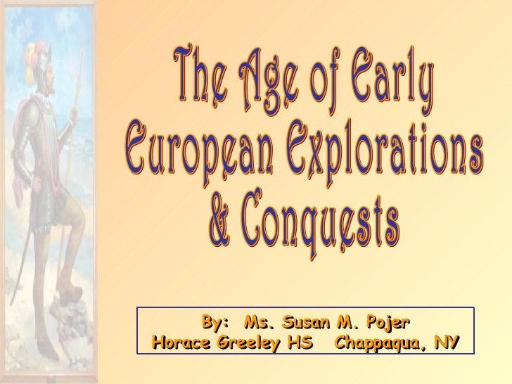 European explorationandcolonization