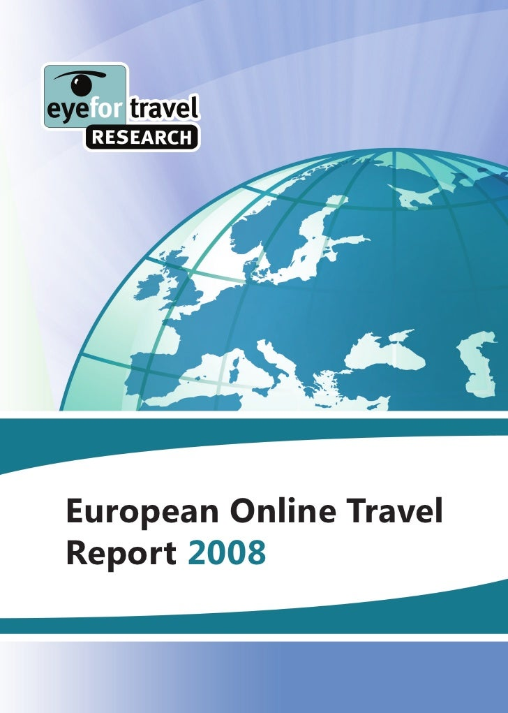 European Online Travel Report 2008
