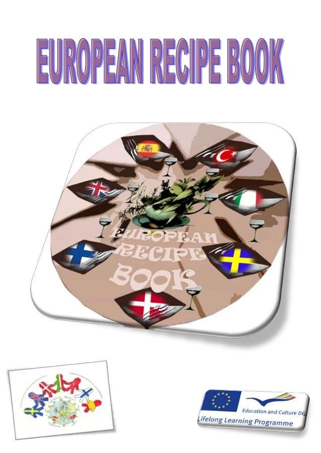 European Recipe Book