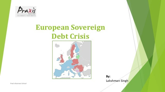 the european sovereign debt crisis A higher exposure to banks affected by the sovereign debt crisis  keywords:  european sovereign debt crisis, financing constraints, real effects,.