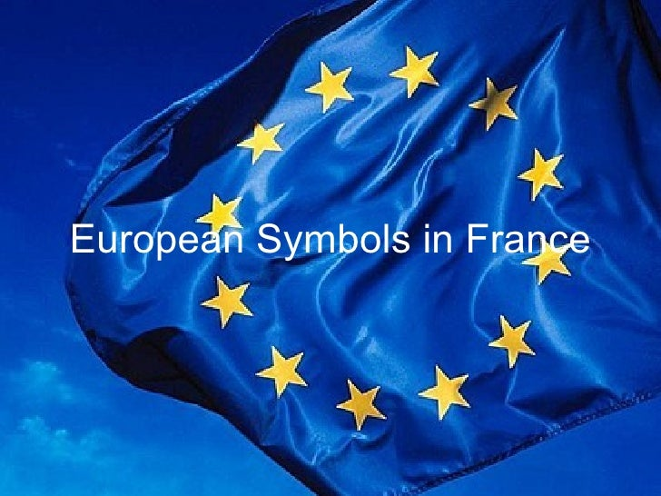 European symbols in france_sp
