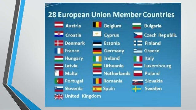 role and responsibilities of european union membership in the workplace This chapter examines the role of the european union  macedonia, montenegro, albania, iceland, serbia and turkey have applied for membership the european union is discussed separately from the organs dealt with in part ii (fora) because:  the european council has the responsibility of nominating the president of the european commission.