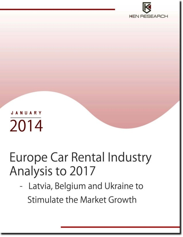 Automotive Industry: Europe car rental industry Research Report