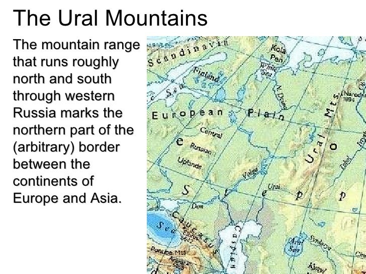 a history of ural mountains in european part of russia A map of europe showing the detection of ruthenium 106  related story:  vladimir putin condemns north korea but says extra sanctions 'ridiculous'   mayak, in the chelyabinsk region, saw one of the world's worst nuclear.