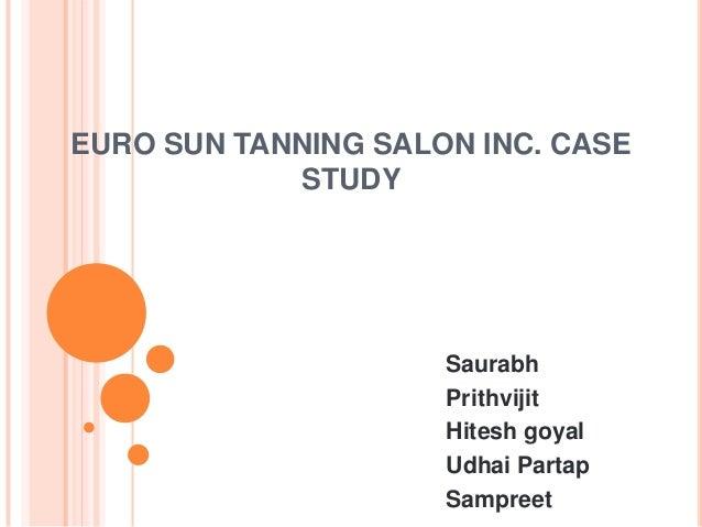 Euro sun tanning salon inc