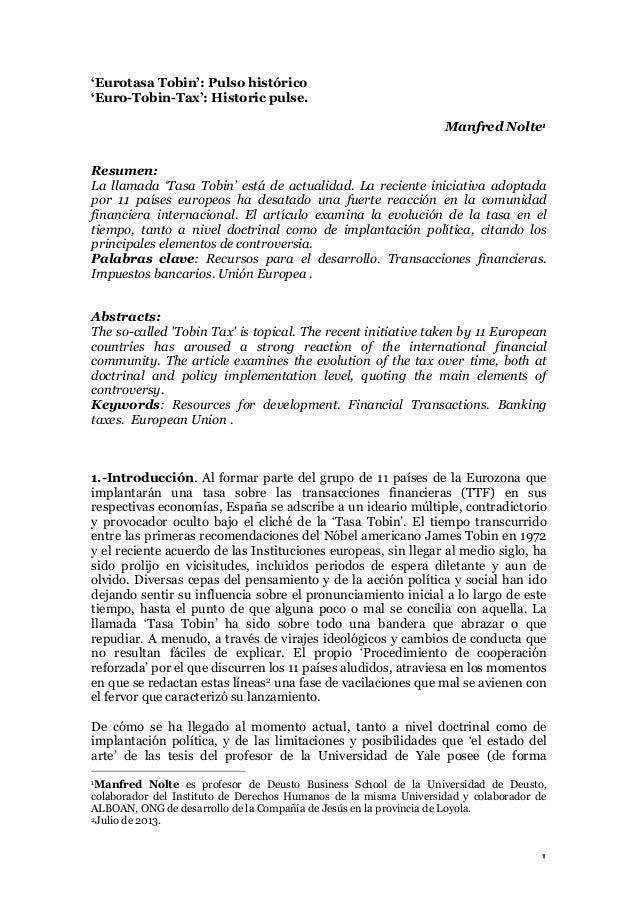 Eurotasa tobin pulso_histórico