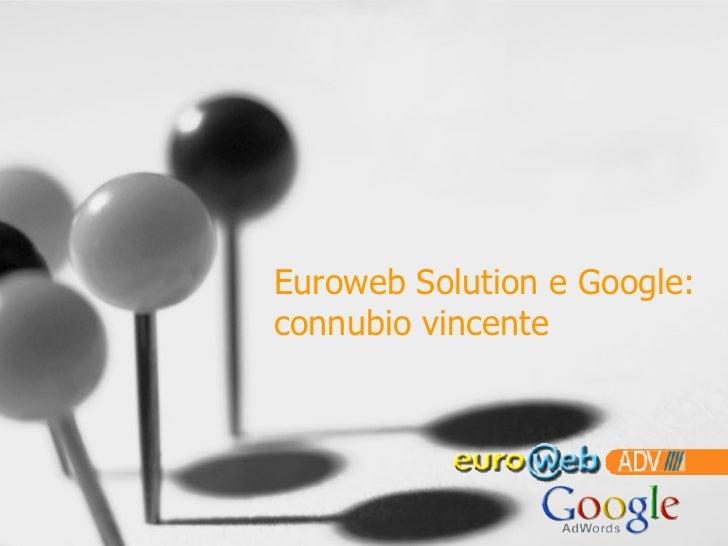 Euro Web Adv
