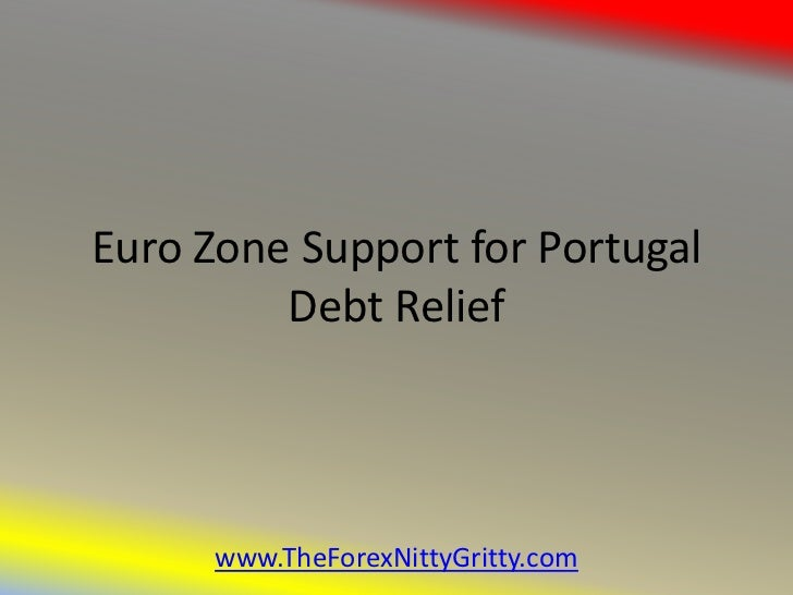 Euro Zone Support for Portugal Debt Relief
