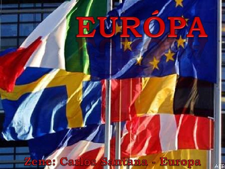 EURÓPA<br />Zene: Carlos Santana - Europa<br />