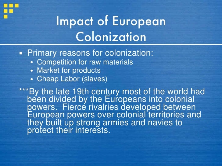 the reasons underlying european expansion and exploration Ss8h1 the student will evaluate the development of native american cultures and the impact of european exploration  c explain reasons for european exploration and .