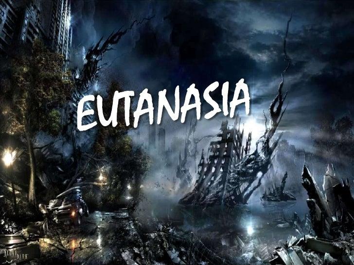 EUTANASIA<br />