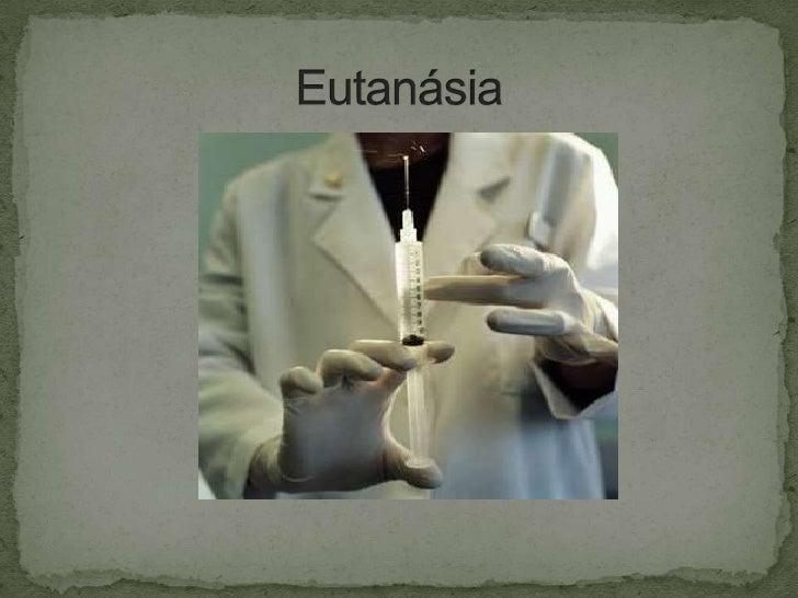 Eutanásia<br />