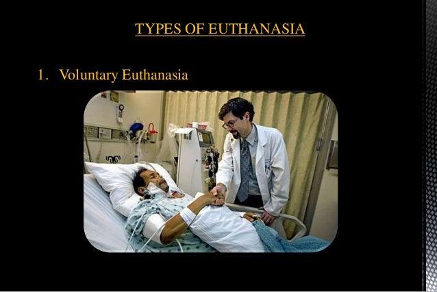 Involuntary euthanasia?
