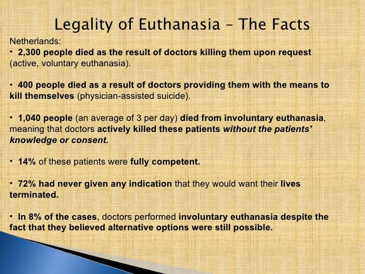 active euthanasia essay example Explore a database of 500,000+ college essay examples get topics by professional writers euthanasia:Â whose decision is it.