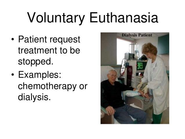 Euthanasia Definition Essay