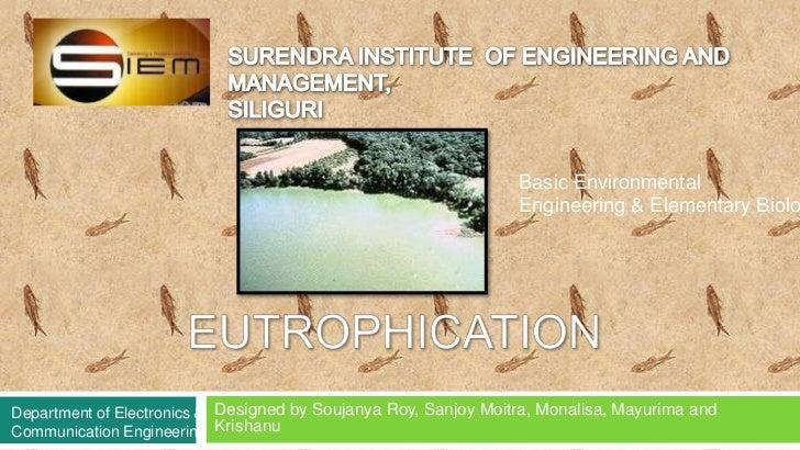 Basic Environmental                                                                 Engineering & Elementary BioloDepartme...