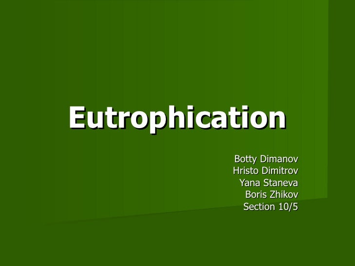 Eutrophication botty hristo_yana_boris_10-5
