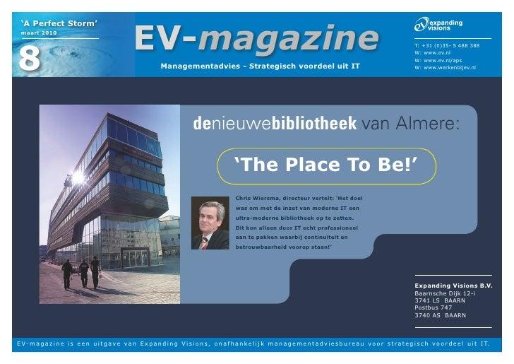 De Nieuwe Bibliotheek van Almere