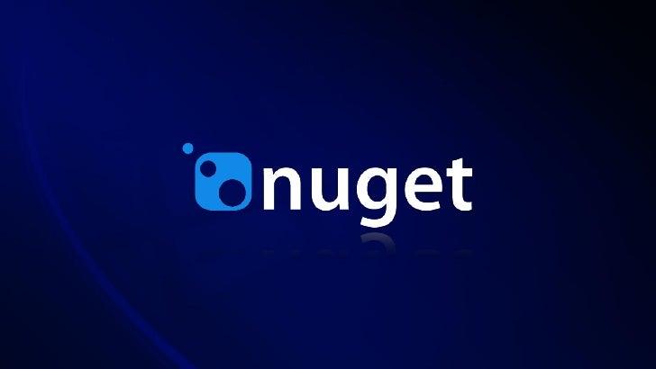 NuGet でゲット! Visual Studio パッケージ マネージャ―概要
