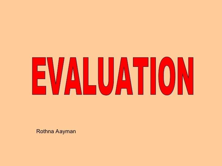 Rothna Aayman