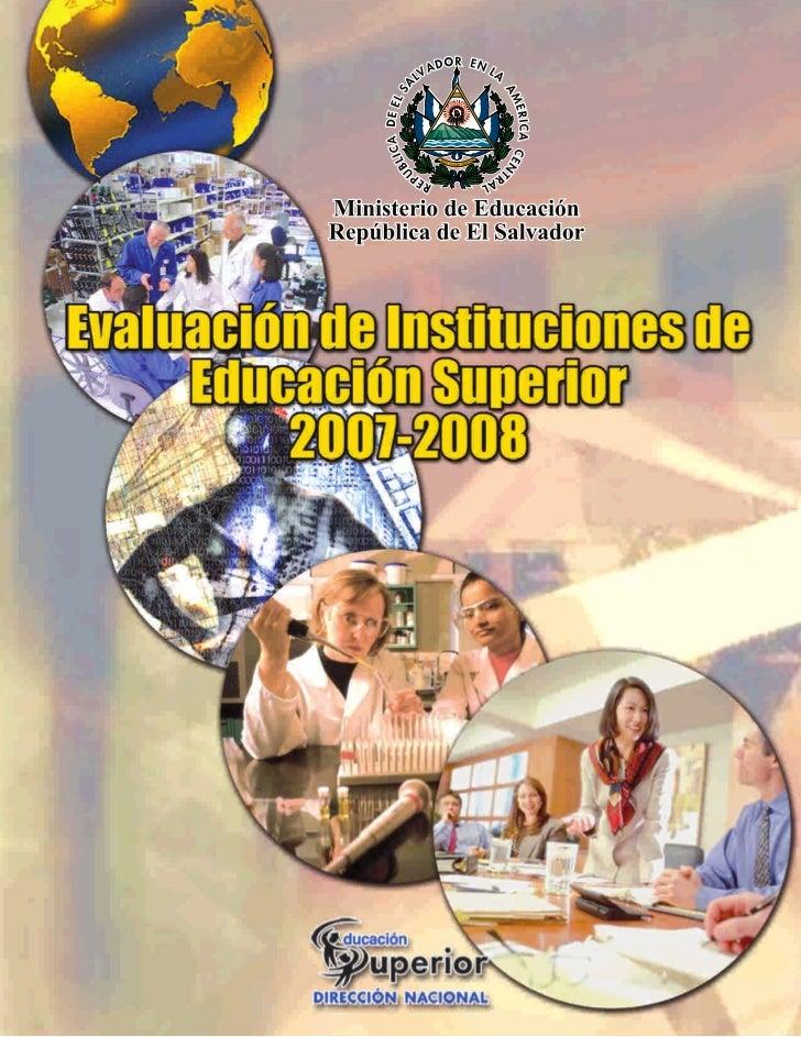 Ministerio de Educación  Licda. Darlyn Xiomara Meza Lara       Ministra de Educación   Lic. José Luis Guzmán Martell     V...