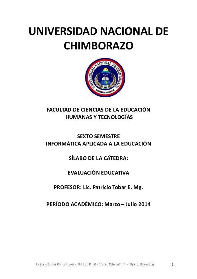 Evaluacion educativa mj2014 apte