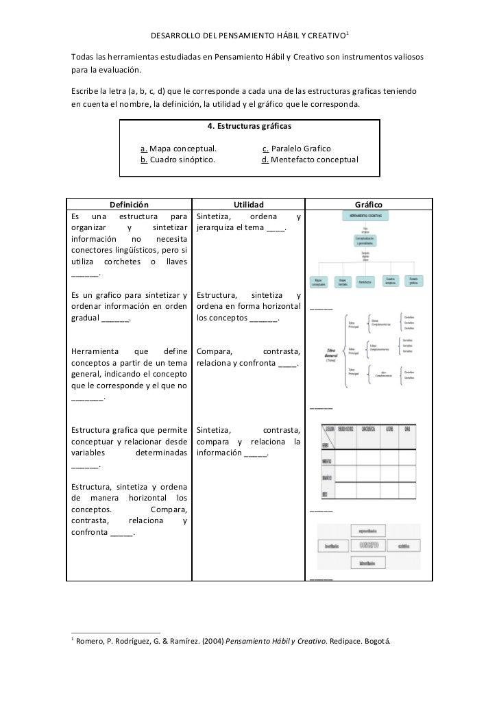 Evaluacion estructuras gráficas