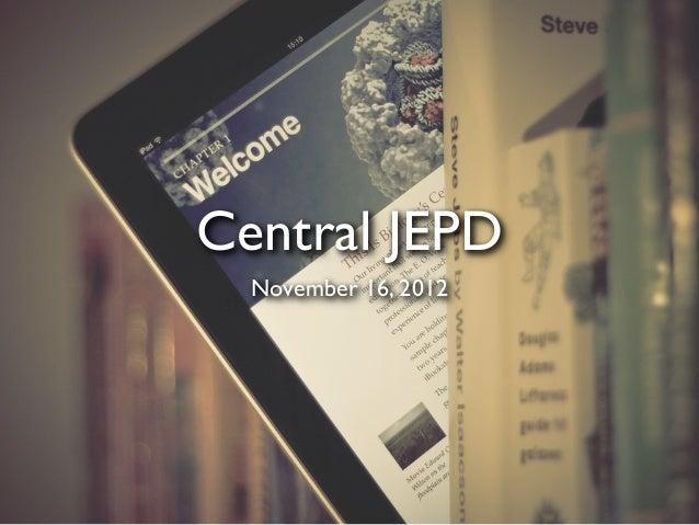 Central JEPD