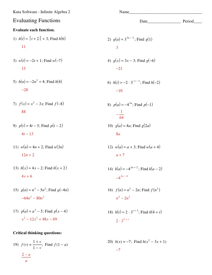 math worksheet : multi step equations worksheet kuta  multi step equations  : Kuta Math Worksheets