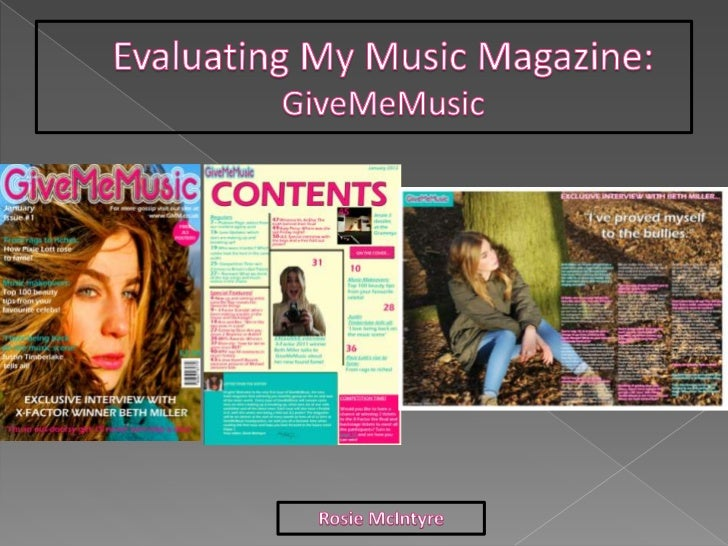    For the front cover of any magazines, there is a main    masthead which is usually the name of the magazine. In    thi...