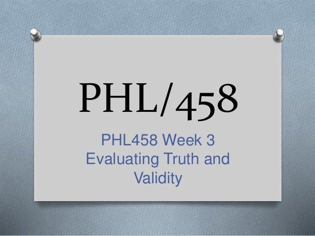 PHL 458 Courses / phl458dotcom