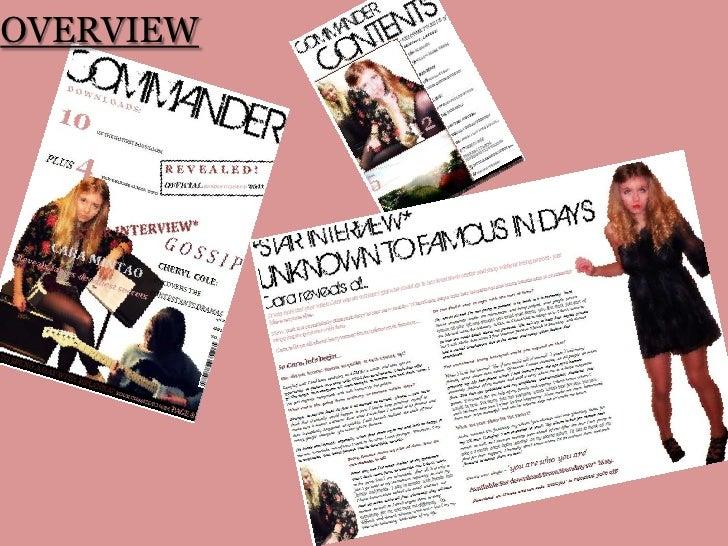 AS Media - Evaluation (Magazine)