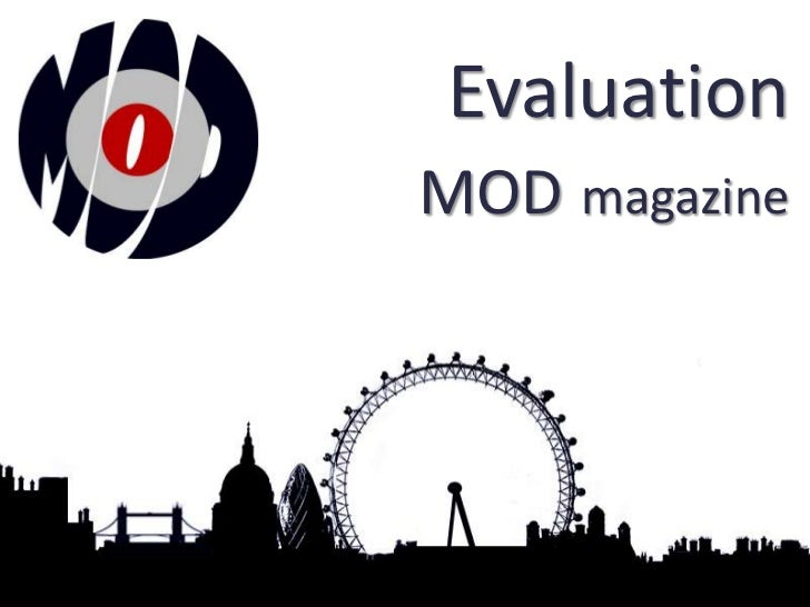 EvaluationMODmagazine<br />