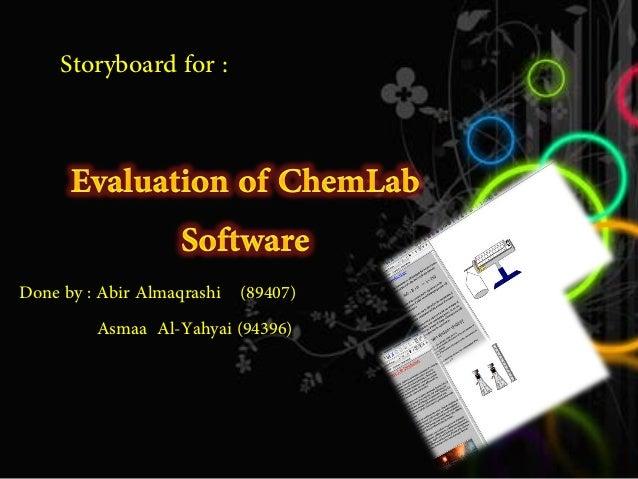 Done by : Abir Almaqrashi (89407) Asmaa Al-Yahyai (94396) Storyboard for :
