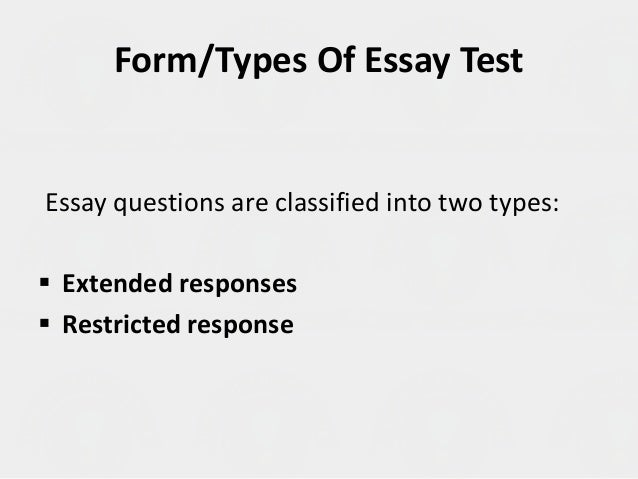 types of ged essay questions Use our list of practice ged essay topics to help perfect your writing skills whenever possible, type your practice responses during the ged.