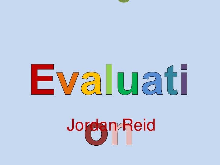 Evaluation Finished