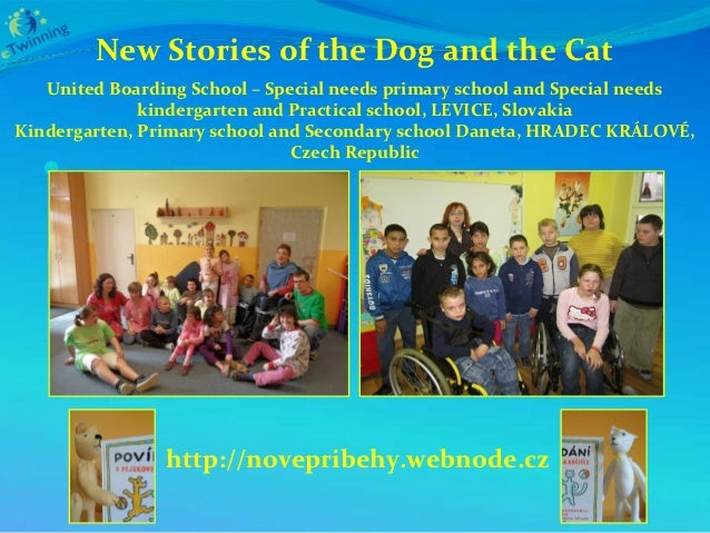New Stories of the Dog and the Cat   United Boarding School – Special needs primary school and Special needs              ...