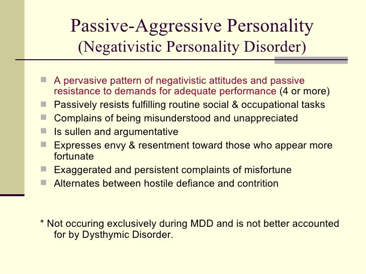 a research on the aggressive and passive attitudes