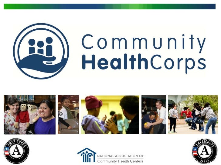 Community HealthCorps National Evaluation