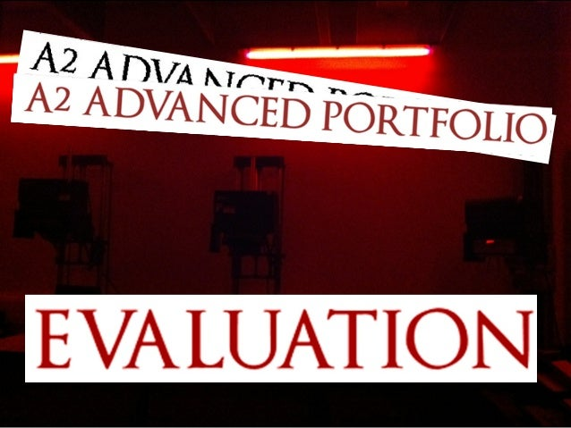 Evaluation new