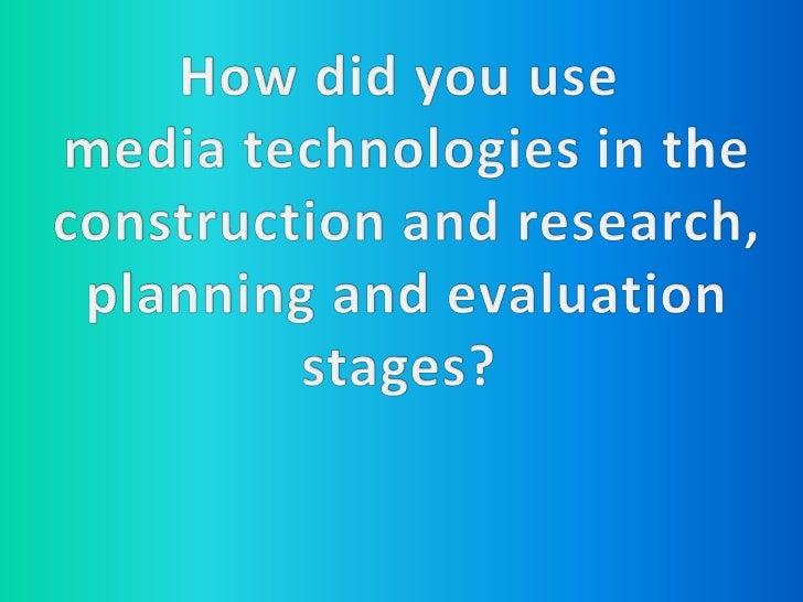 Question 4 Evaluation