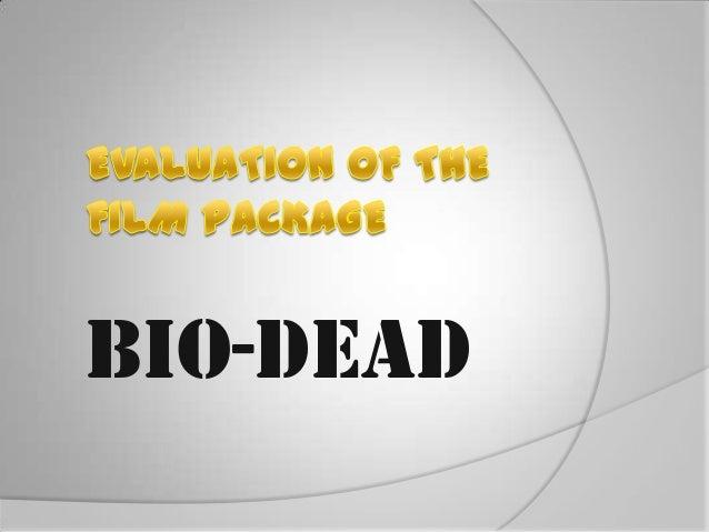 BIO-DEAD