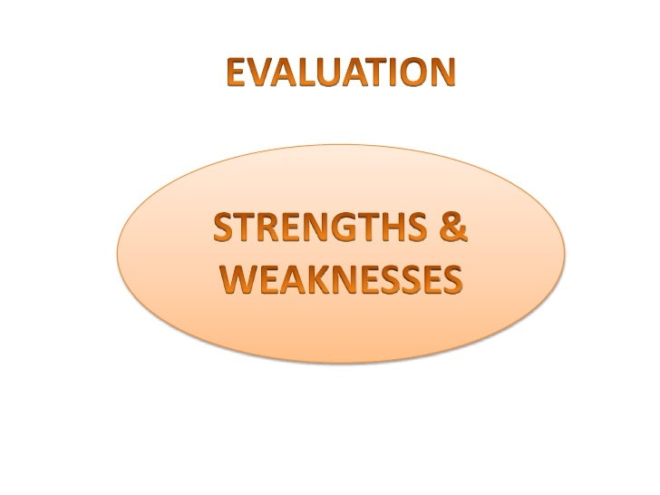 strengths and weaknesses performance management List of strengths and weaknesses in job making your list of strengths and weaknesses identify the strengths that will contribute to a successful job performance.