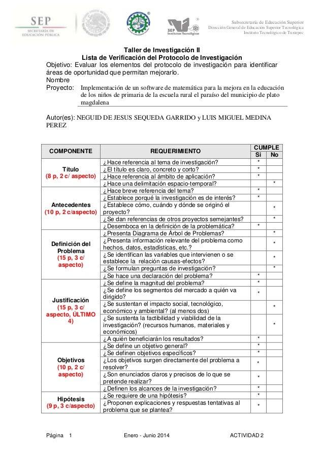 Evalucion del protocolo 3