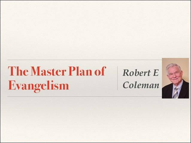 801 MEV: Evangelism Session 4: consecration
